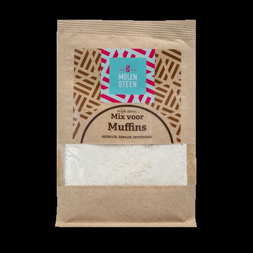 Molensteen - Mix voor Muffins